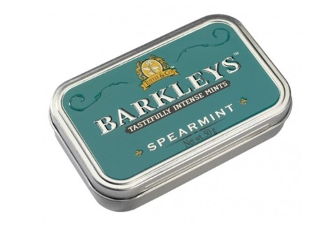 Леденцы Barkleys Spearmint