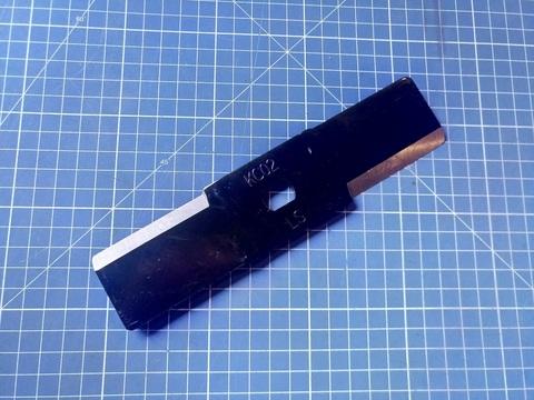 Нож для измельчителей DDE к SH2540 - J2420000119R