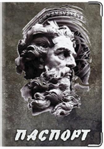 """Обложка для паспорта """"Римская империя"""" (3)"""