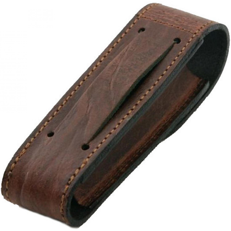 Чехол Victorinox для широких ножей 111 мм. (4.0548) натуральная коричневая кожа   Wenger-Victorinox.Ru