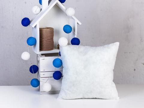 Подушка внутрішня Garment Factory 40х40 см., 270 грам, біла.