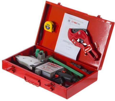 Valtec ER-04 комплект сварочного оборудования 20–40 мм, 1500 Вт (VTp.799.E.020040)
