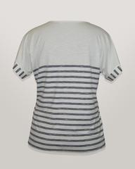 Блузка Kate 4346 полоска к/р