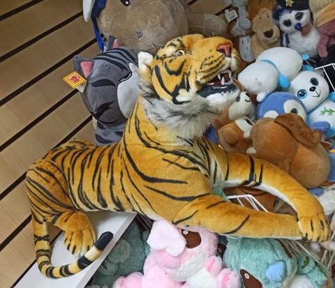Тигр 100 см  мягкая игрушка