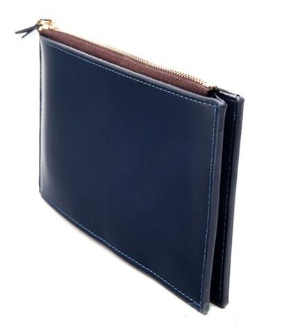 Mens Long Bifold Wallet