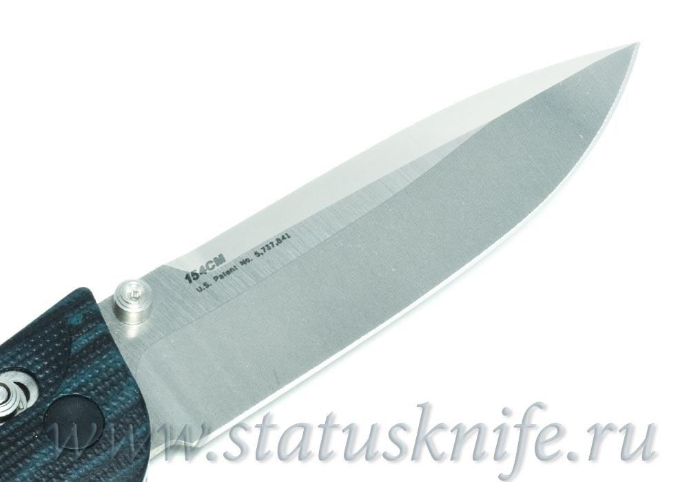 Нож BENCHMADE 735 Ares 154CM - фотография