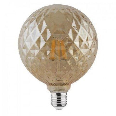 Светодиодная ретро лампа TWIST 6W E27