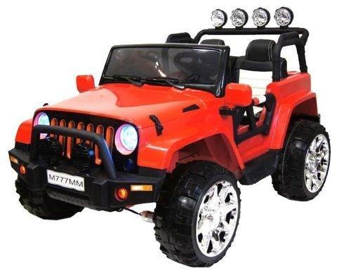 Wrangler 4WD