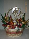 Новогодняя корзинка