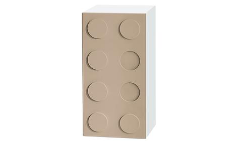 Одностворчатый шкаф