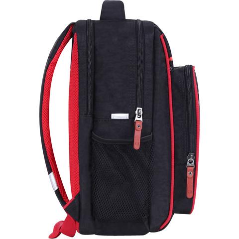 Рюкзак школьный Bagland Школьник 8 л. черный 668 (0012870)