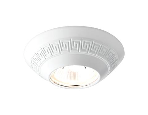 Встраиваемый точечный светильник D1158 W белый MR16