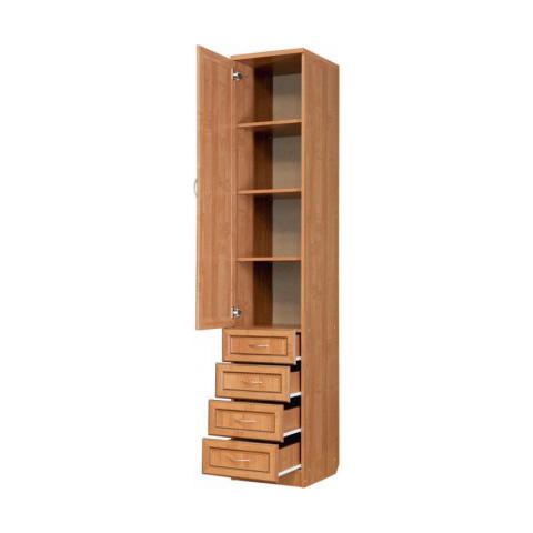 Шкаф для белья с ящиками (Гарун-104)