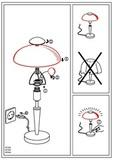 Настольная лампа Eglo SOLO 1 87256 3