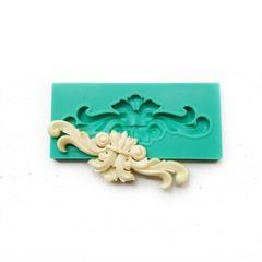 0610 Молд силиконовый орнамент мелкий
