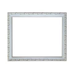 Алмазная Мозаика + Багет 40x50 Павлин на белом фоне