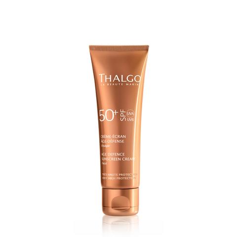 Thalgo Омолаживающий солнцезащитный крем SPF 50+ Age Defence Sun Screen Cream