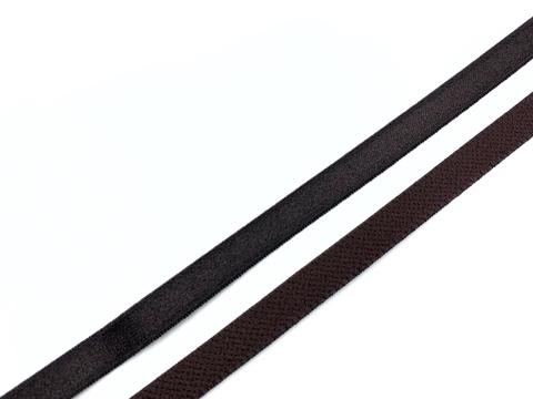 Резинка бретелечная шоколад 10 мм (цв. 111)
