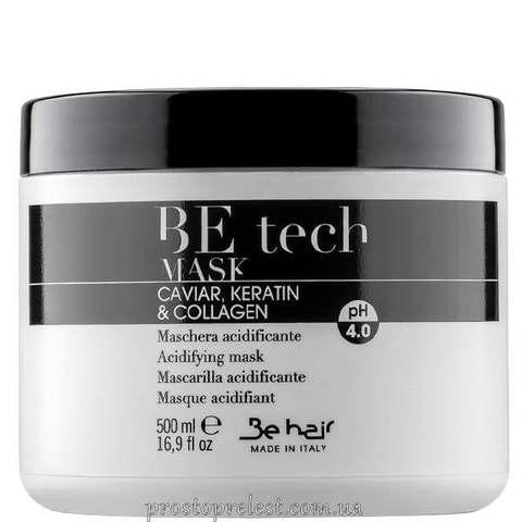 Be Color Be Tech Аcidifying Мask - Кисла маска з кератином і колагеном pH 4.0