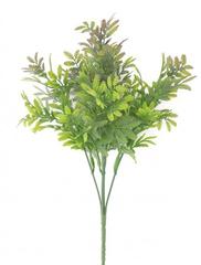 Искусственная зелень, 5 веток, 30 см, 1 шт.