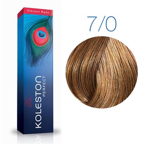 Wella Professional KOLESTON PERFECT 7/0 (Блонд) - Краска для волос