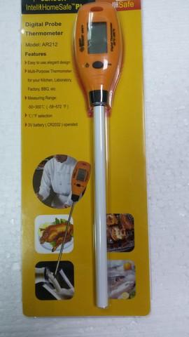 Цифровой термометр AR212