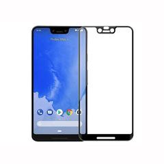 Защитное стекло 2.5d для Google Pixel 3 XL (Black / Черное)