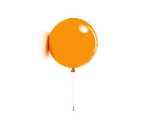 Настенный светильник копия MEMORY by Brokis D 30 (оранжевый)