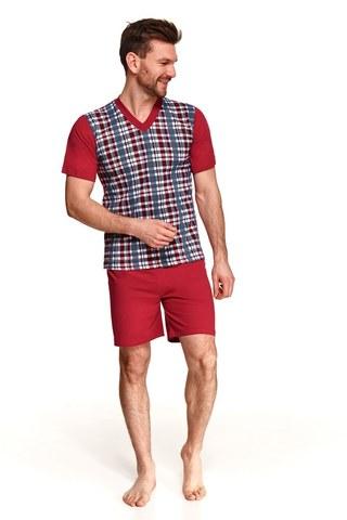 Пижама мужская с шортами TARO 002/001/294 SS21 ROMAN