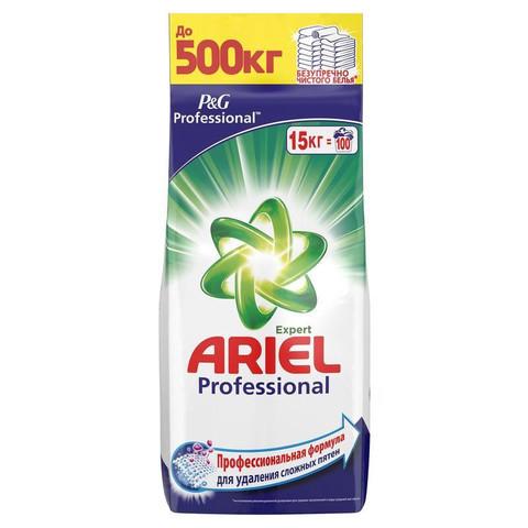 Порошок стиральный ARIEL Expert 15 кг.