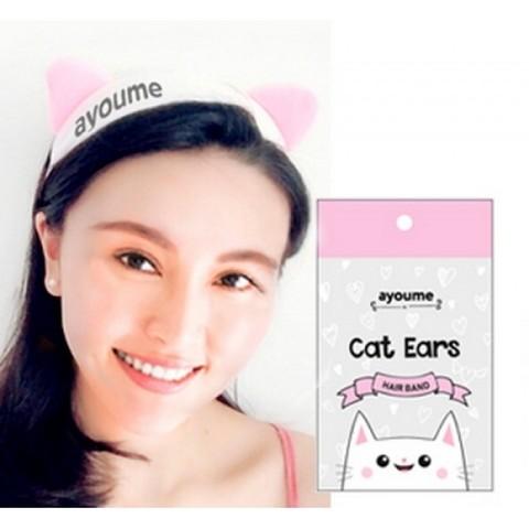 Ayoume Hair Band «Cat Ears» повязка для волос