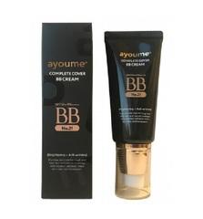 Многофункциональный BB-крем №21 AYOUME Complete Cover BB Cream SPF50+ PA++++
