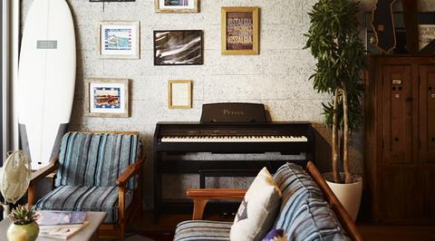 Цифровые пианино Casio PX-760