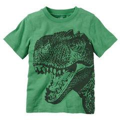CARTERS Футболка с динозавром МВ58