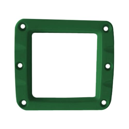 Сменная панель алюминиевая для фар W-Серии, Цвет Зелёный, 1 штука ALO-2CFG ALO-2CFG