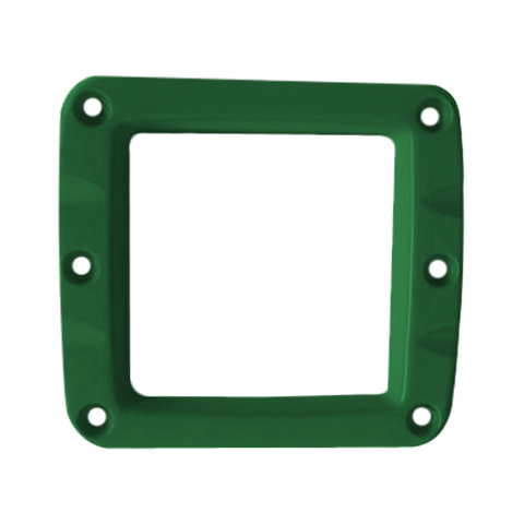 Сменная панель алюминиевая для фар W-Серии, Цвет Зелёный, 1 штука ALO-2CFG ALO-2CFG  фото-1