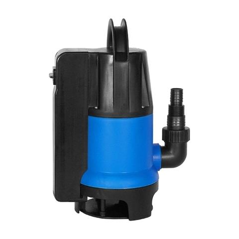 GSMAX-750, Насос фекальный JEMIX. Встроенный поплавок. Размер включений до 35 мм.
