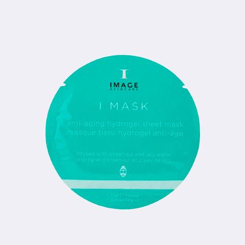 Омолаживающая гидрогелевая маска (single) Anti-Aging Hydrogel Sheet Mask, I MASK, IMAGE, 5 шт.