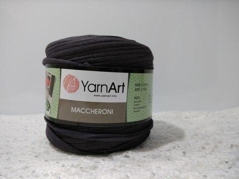 YarnArt Maccheroni (серый )