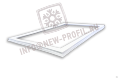 Уплотнитель 91*57 см для холодильника Индезит ST 145.028-WT-SNG (холодильная камера) Профиль 022