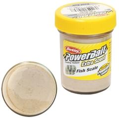 Паста Berkley Powerbait Extra Scent Glitter Trout Bait (Fish Scale)