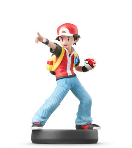 Фигурка Amiibo: Super Smash Bros. Pokemon Trainer || Тренер Покемонов