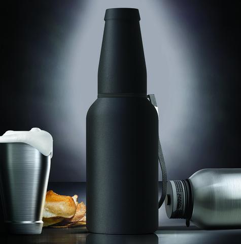 Гроулер для пива Asobu Mighty (1,9 литра ), черный
