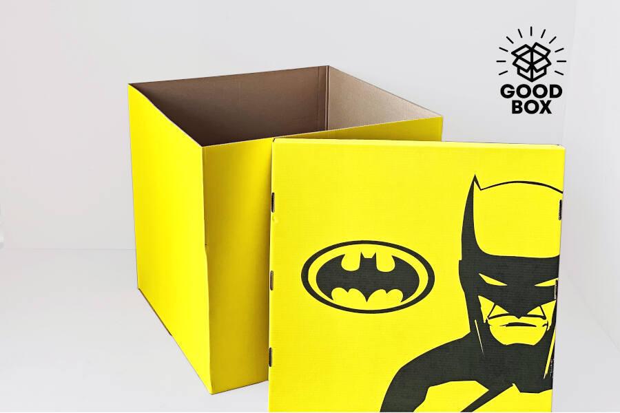 Большая подарочная коробка купить в Алматы