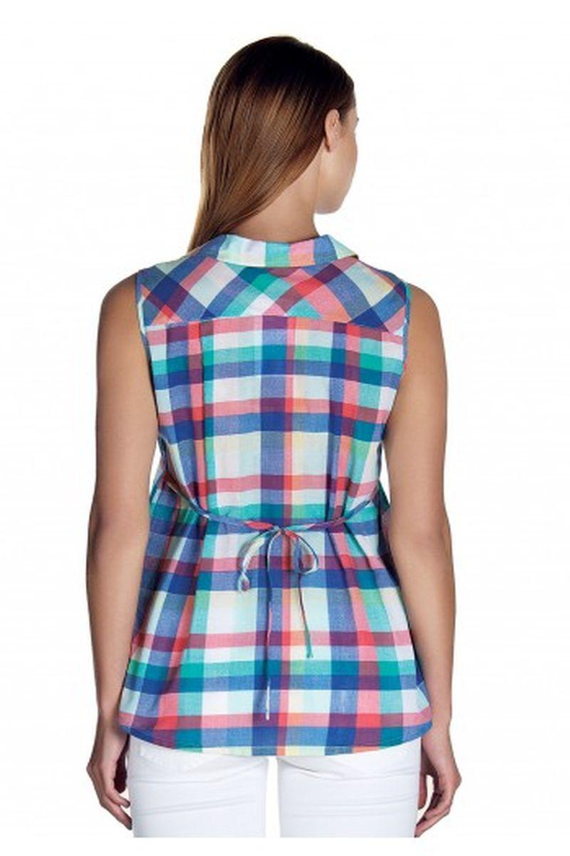 Блузка для беременных 08820 цветной