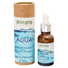 Сыворотка для лица Aqua,увлажняющая, 30ml, TМ Levrana