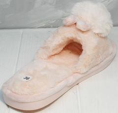 Женские комнатные тапочки Yes Mile A-08 Pink