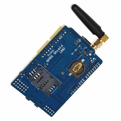 Плата расширения GSM/GPRS SIM900 с антенной