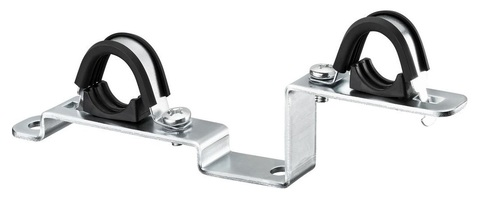 Oventrop Multidis R крепёж для гребёнки узкий из оцинкованной стали (4200571)