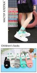 Носки для девочек (10 пар) арт.DB604(р. 30-34)